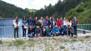Participants of the summer school